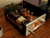 Xiang Sheng 708B Headphone Tube Amp