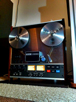 Teac A-3300SX Reel to Reel Deck