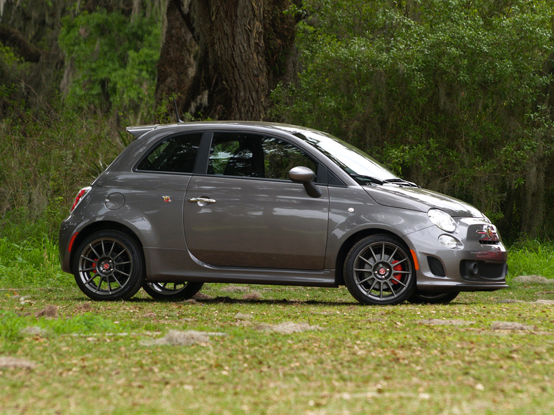 Show Us Your Grigio Abarth Page 19