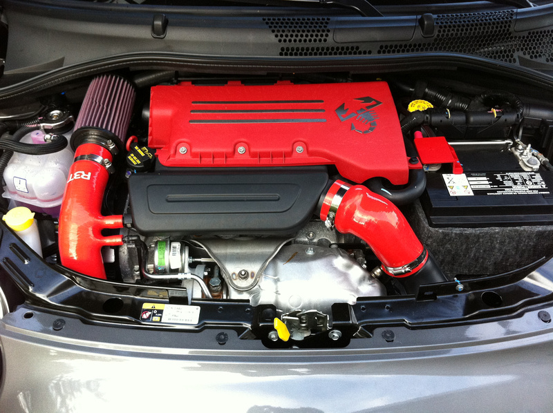 Cold Air Intake For Abarth Page 6